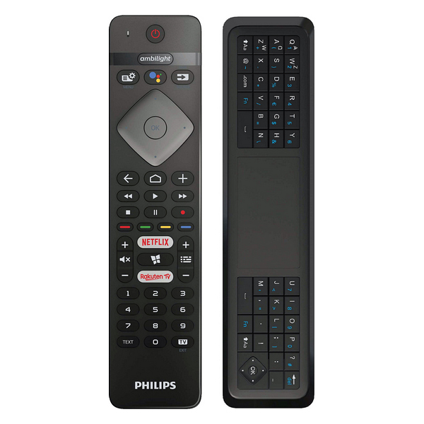 "Smart TV Philips 58PUS8535 58"" 4K Ultra HD LED WiFi Plateado (5)"