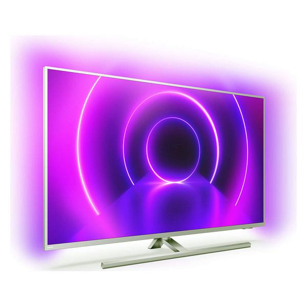 "Smart TV Philips 58PUS8535 58"" 4K Ultra HD LED WiFi Plateado (4)"