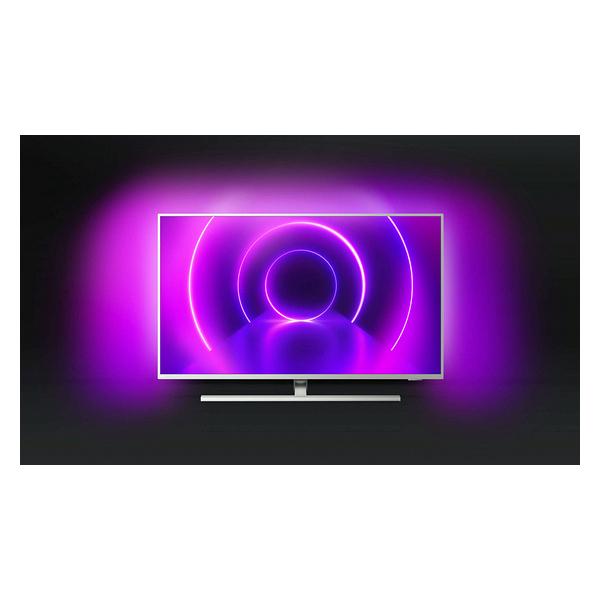 "Smart TV Philips 58PUS8535 58"" 4K Ultra HD LED WiFi Plateado (3)"