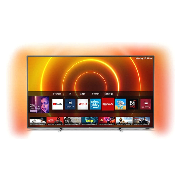 "Smart TV Philips 70PUS7805/12 70"" 4K Ultra HD LED WIFI Negro (1)"