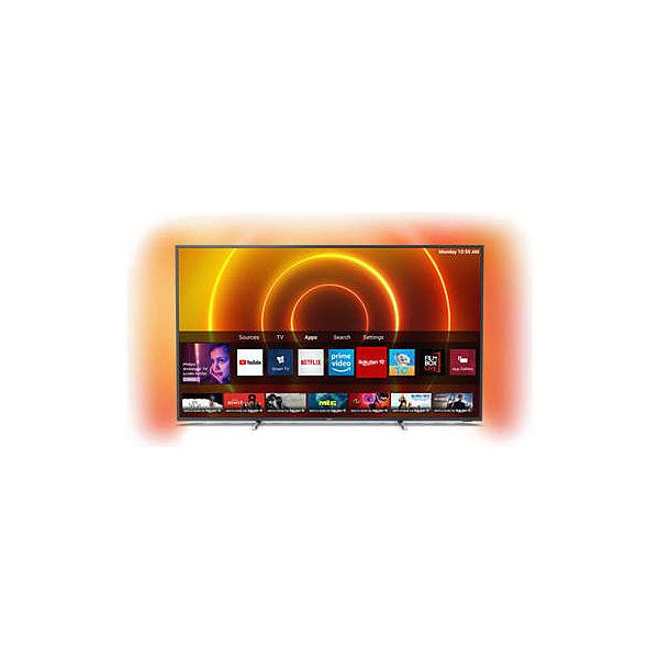 "Smart TV Philips 75PUS7805 75"" 4K Ultra HD LED WiFi Negro (4)"
