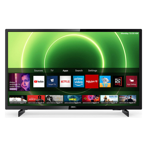 "Smart TV Philips 32PFS6805 32"" Full HD LED WiFi Negro (4)"
