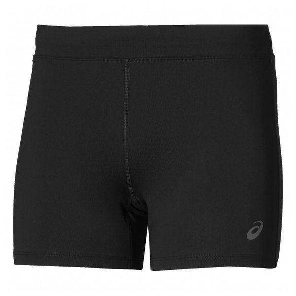 Sports Shorts for Women Asics HOT PANT Black