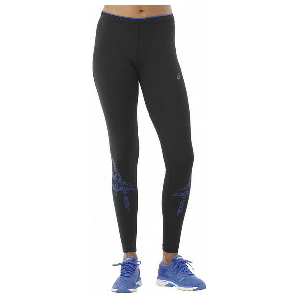 Sport leggings for Women Asics Asics Stripe Tight Black