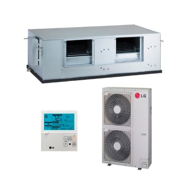 Centrálna klimatizácia LG UB70/UU70W 19264 kcal/h R-410 C/B