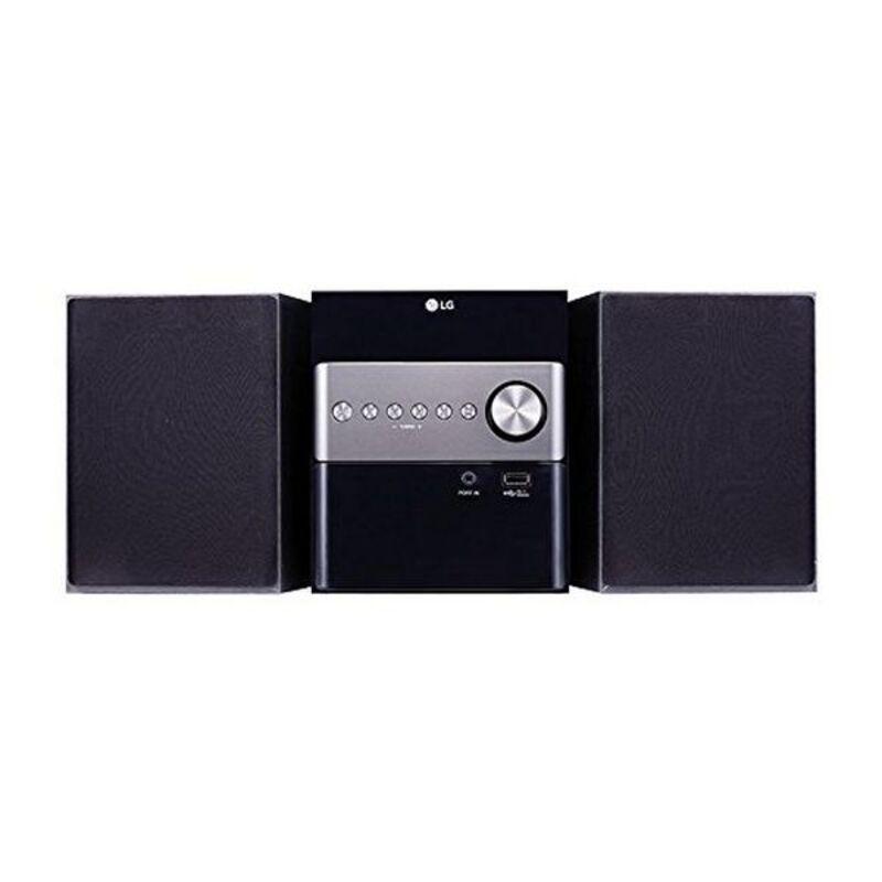 Hi-fi LG CM1560 10W Black