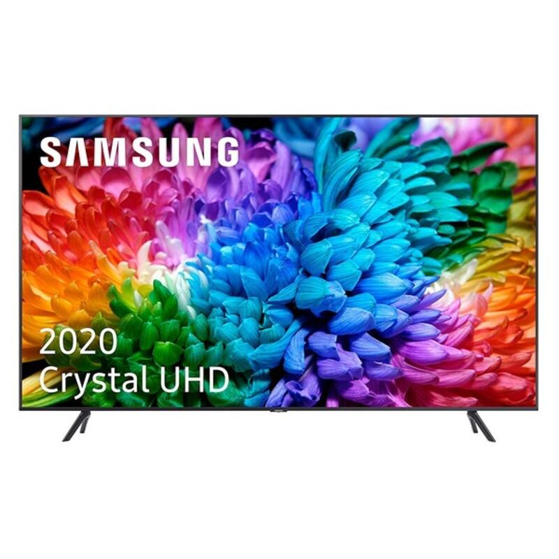 "Smart TV Samsung UE55TU7025 55"" 4K Ultra HD LED WiFi Gris"