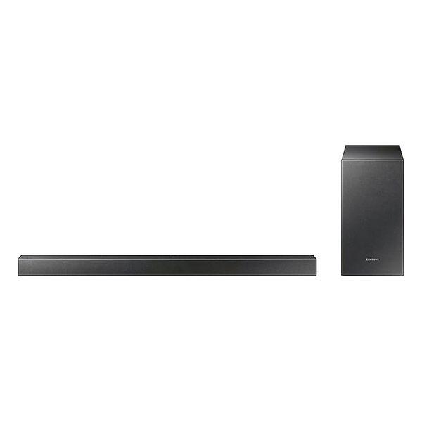 Barra de Sonido Inalámbrica Samsung HWT420 2.1 Bluetooth 150W Negro