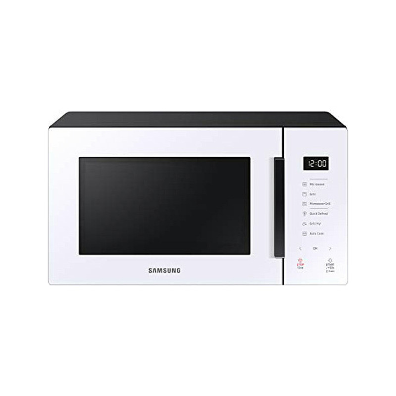 Microondas com Grill Samsung Microondas 23 L 800W Branco