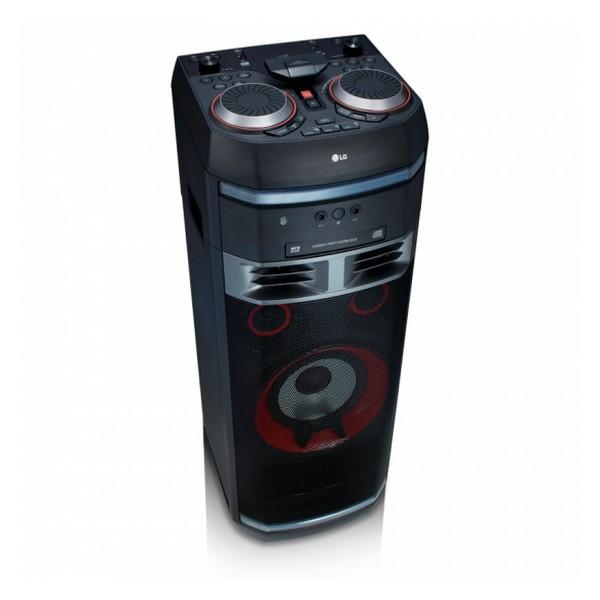 Reproduktor s Bluetooth LG OK75 USB 1000W Čierna