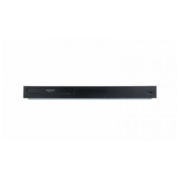 Reproductor de DVD LG UBK80 4K USB HDMI Negro