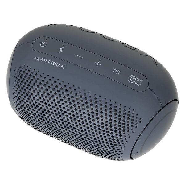 Altavoz Bluetooth LG PL2 3900 mAh 5W Gris (4)