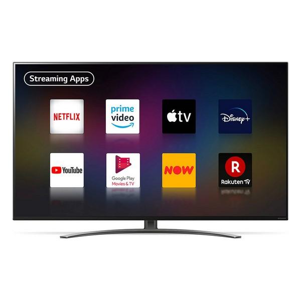 "Smart TV LG 65NANO866 65"" 4K Ultra HD NanoCell WiFi Negro (2)"