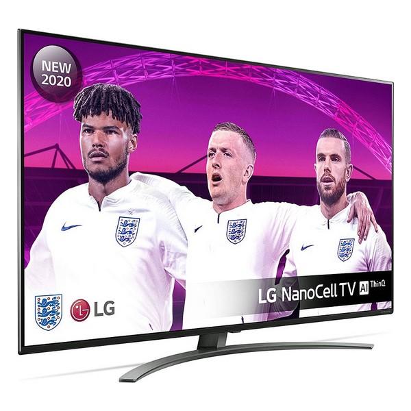 "Smart TV LG 65NANO866 65"" 4K Ultra HD NanoCell WiFi Negro (3)"