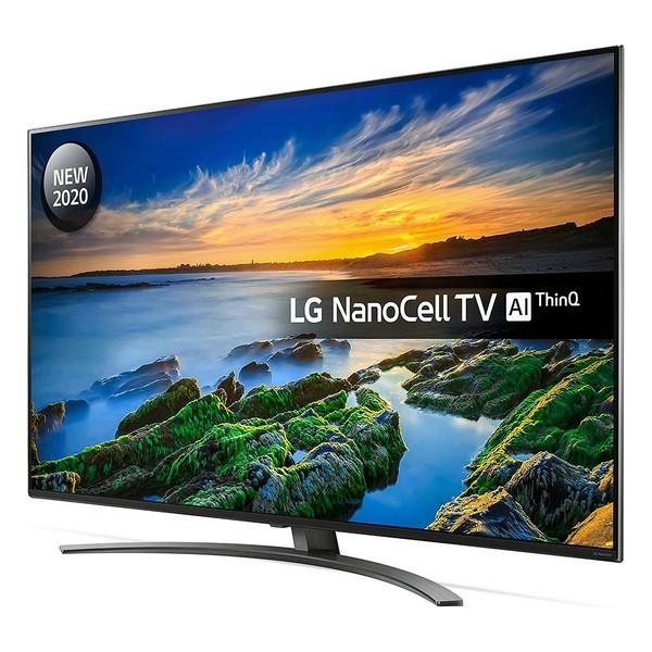 "Smart TV LG 65NANO866 65"" 4K Ultra HD NanoCell WiFi Negro (6)"