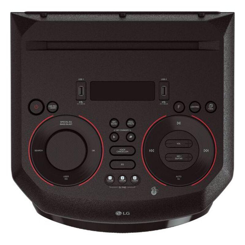 "Reproduktor s Bluetooth LG ON5 Body Mini 8"" 5000W Čierna"