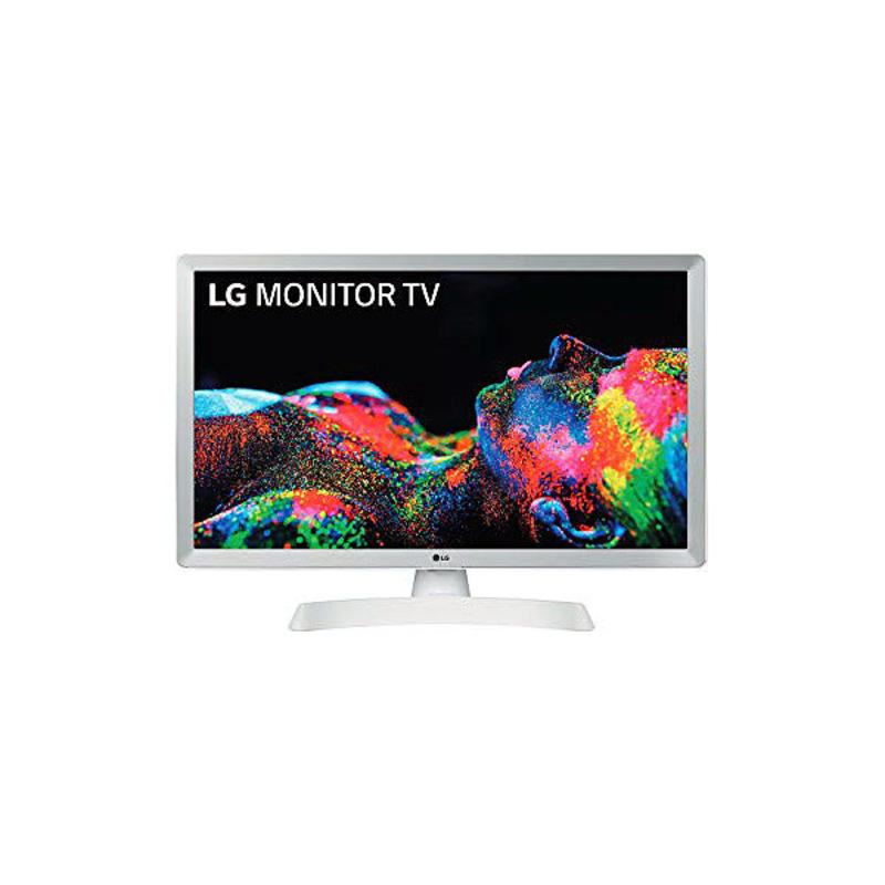 "Smart TV LG 24TN510SWZ 24"" HD Ready LED WiFi Blanco"