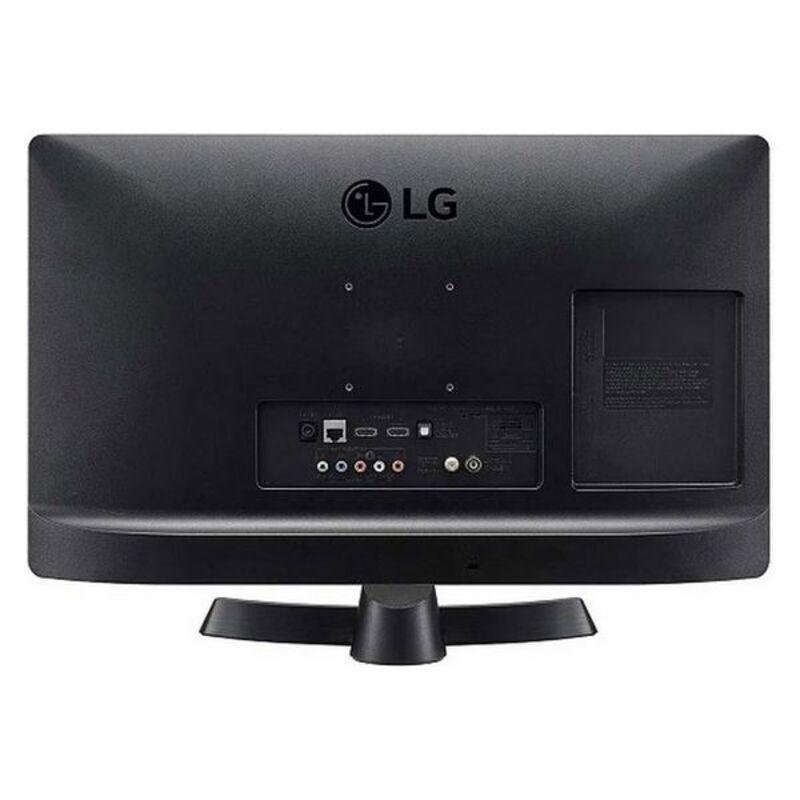"""Smart TV LG 24TN510S-PZ 24"""" HD HDMI WiFi Negro (1)"""