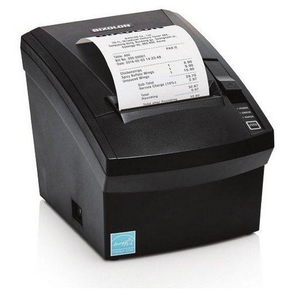 Impresora de Tickets Bixolon SRP-330II COES USB Ethernet Negro