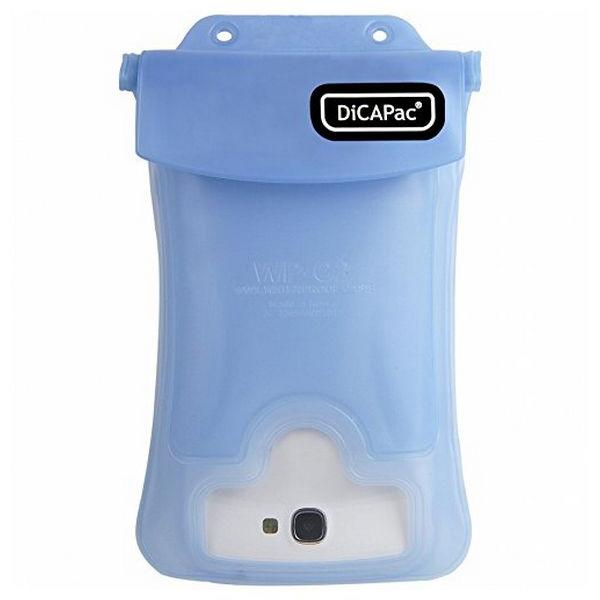 """Funda DICAPac WP-C2 5.7"""" Waterproof Azul"""