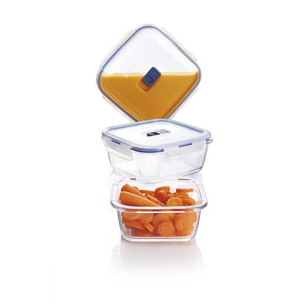 Fiambrera Luminarc Pure Box Active Cristal (3)
