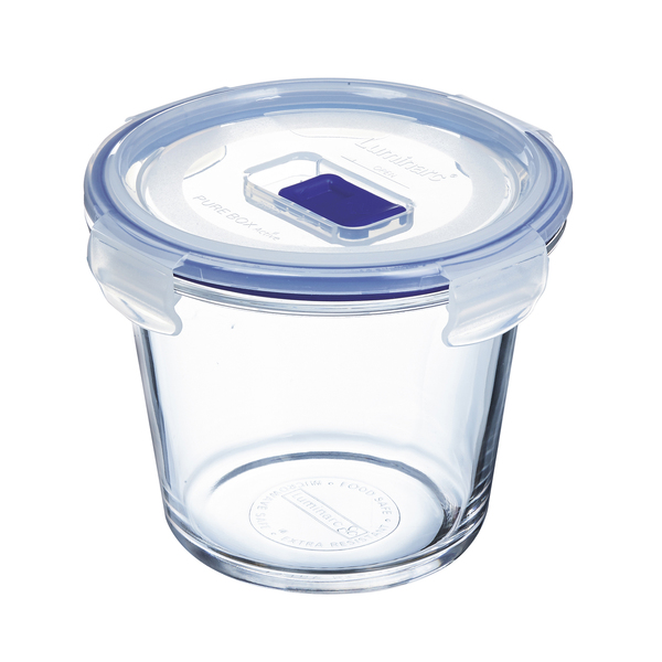 Fiambrera Luminarc Pure Box Active Cristal