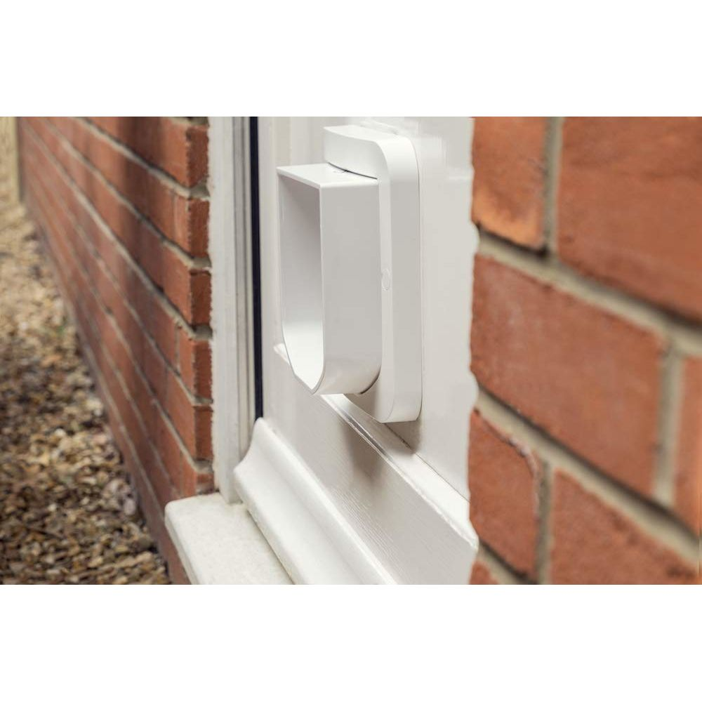 Access door SureFlap Pets White (21 x 21 cm) (Refurbished A+)