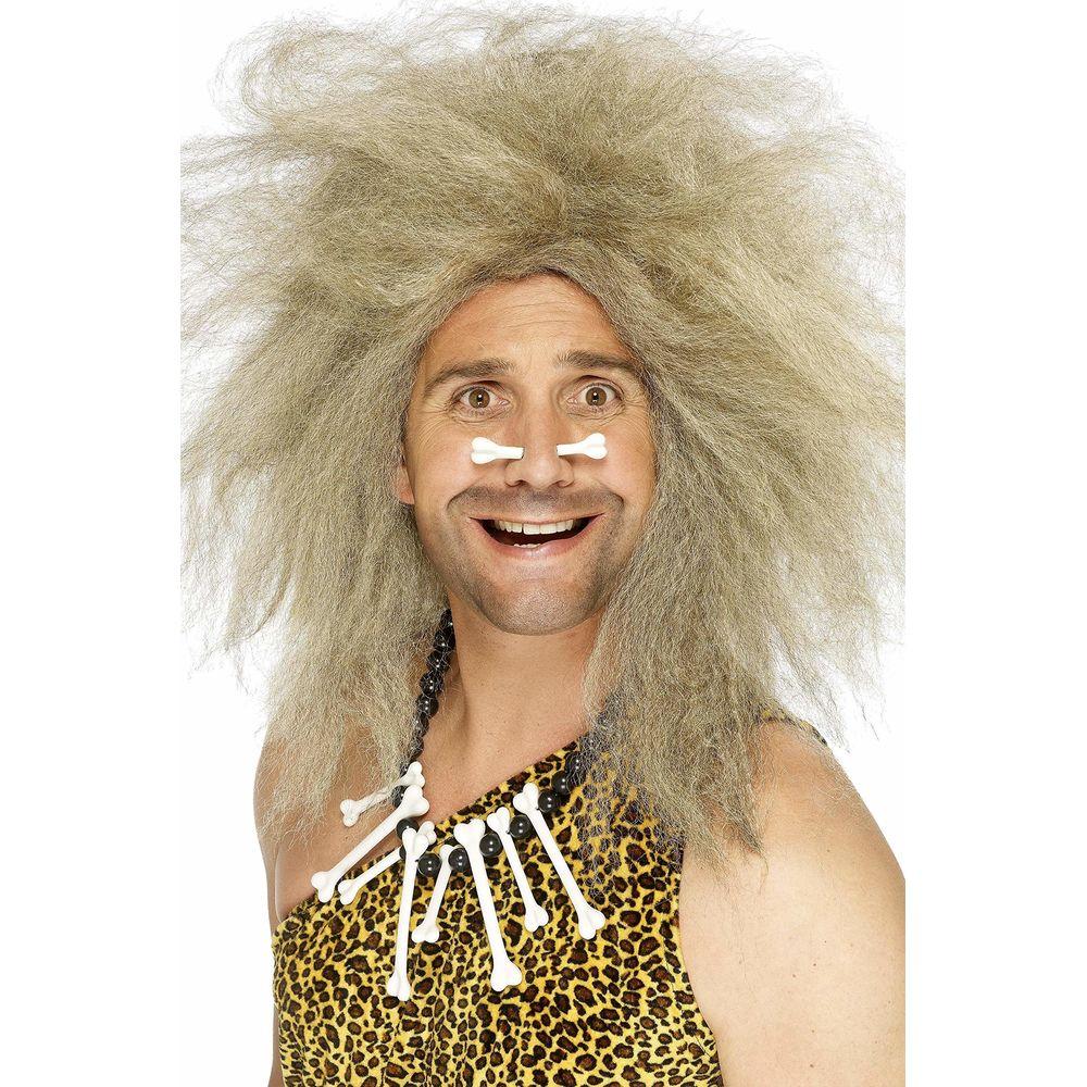 Blonde Wig Smiffy's Troglodyte (Refurbished A+)