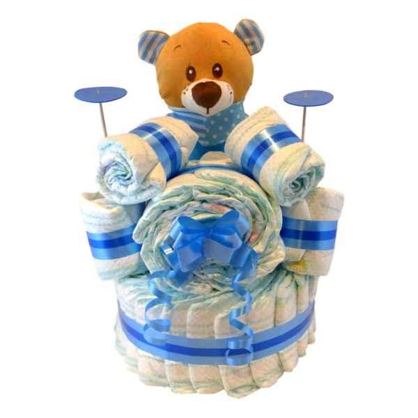 Disposable nappies 4-10 kg (47 pcs) (Refurbished C)