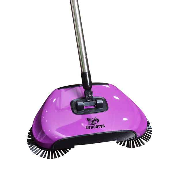 Sweeping Brush and Dustpan Cleaning Set Sweeper (Refurbished A+)
