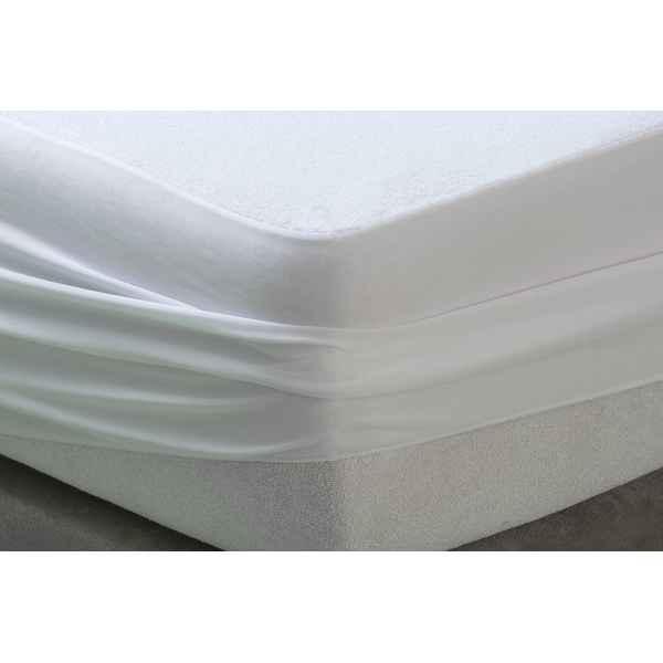 Mattress protector 100% Bamboo Fibre 100 x 200 cm (Refurbished A+)