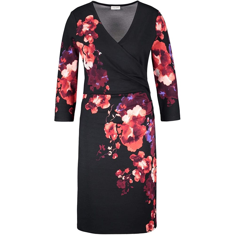 Dress Gerry Weber Kleid Gewirke (42) (Refurbished A+)