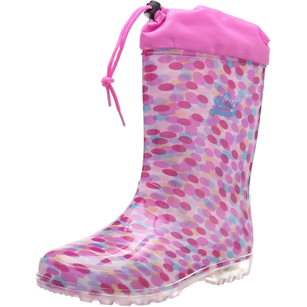 Children's Water Boots Licor Power Blinky Pink (25) (Refurbished A+)