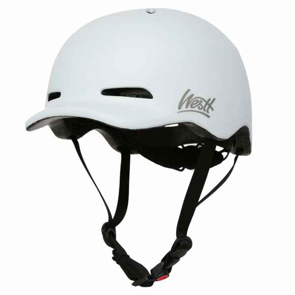 Helmet Westt W-207 Universal Adults White (Refurbished A+)