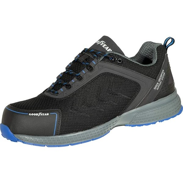 Safety shoes Goodyear Herren 46 (Refurbished A+)