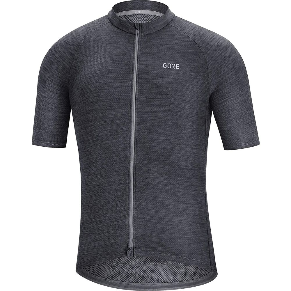T-shirt Gore Wear C3 Black (XL) (Refurbished B)