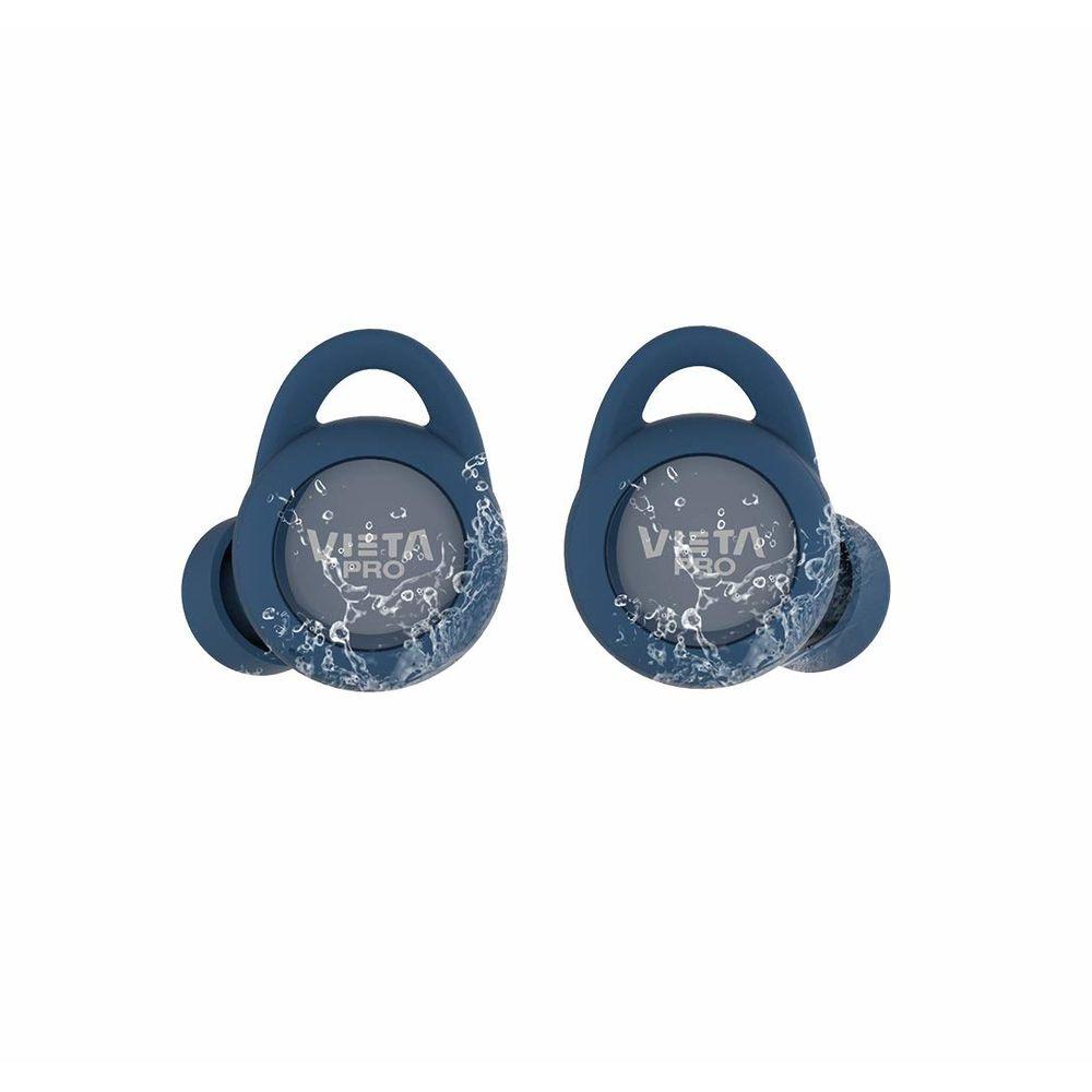 Bluetooth Headphones Vieta Pro VHP-TW20LB Blue (Refurbished B)