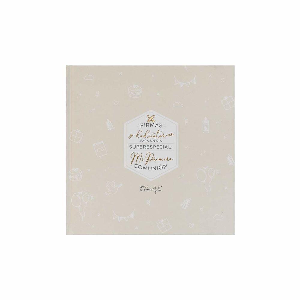 Album Mr. Wonderful Mi Primera Comunión (Refurbished B)