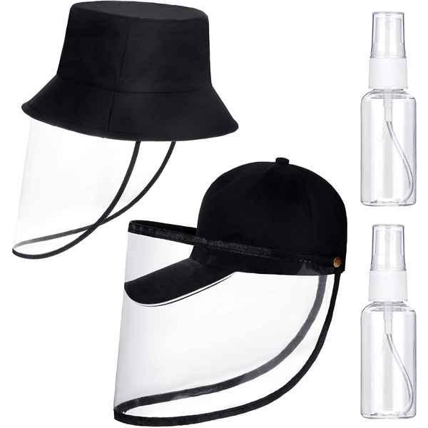 Hat Screen Protector Black (2 pcs) (Refurbished A+)