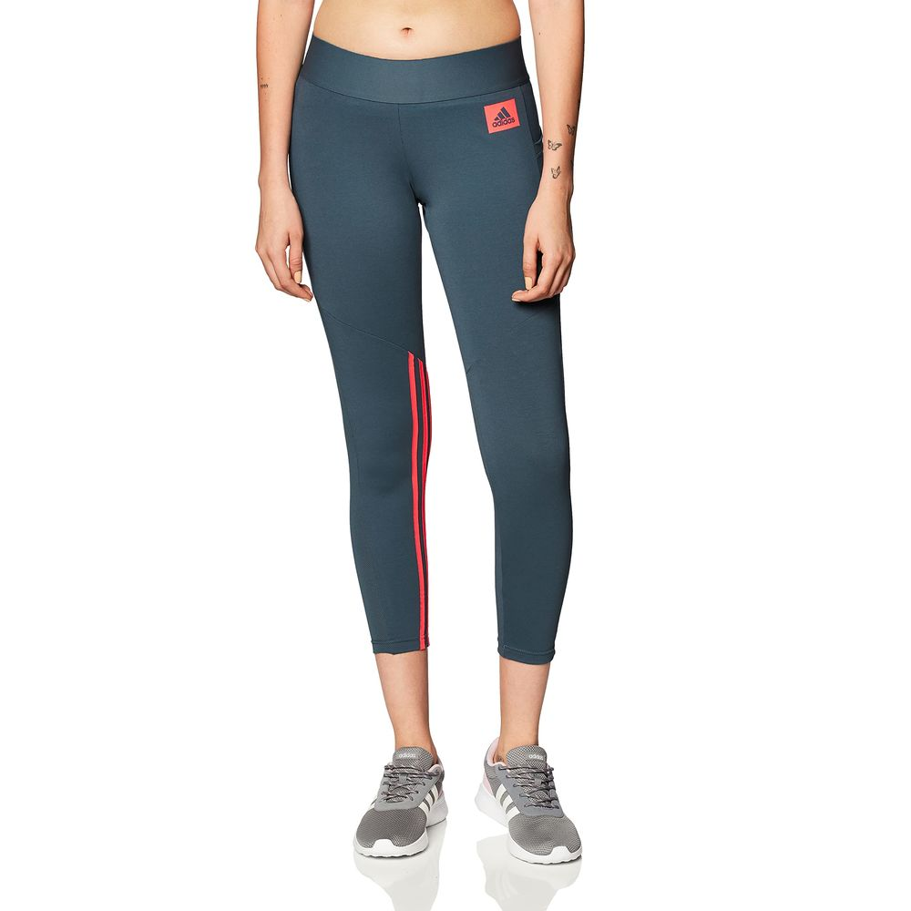 Sport leggings for Women Adidas D2M Motion (Size S) (Refurbished A+)