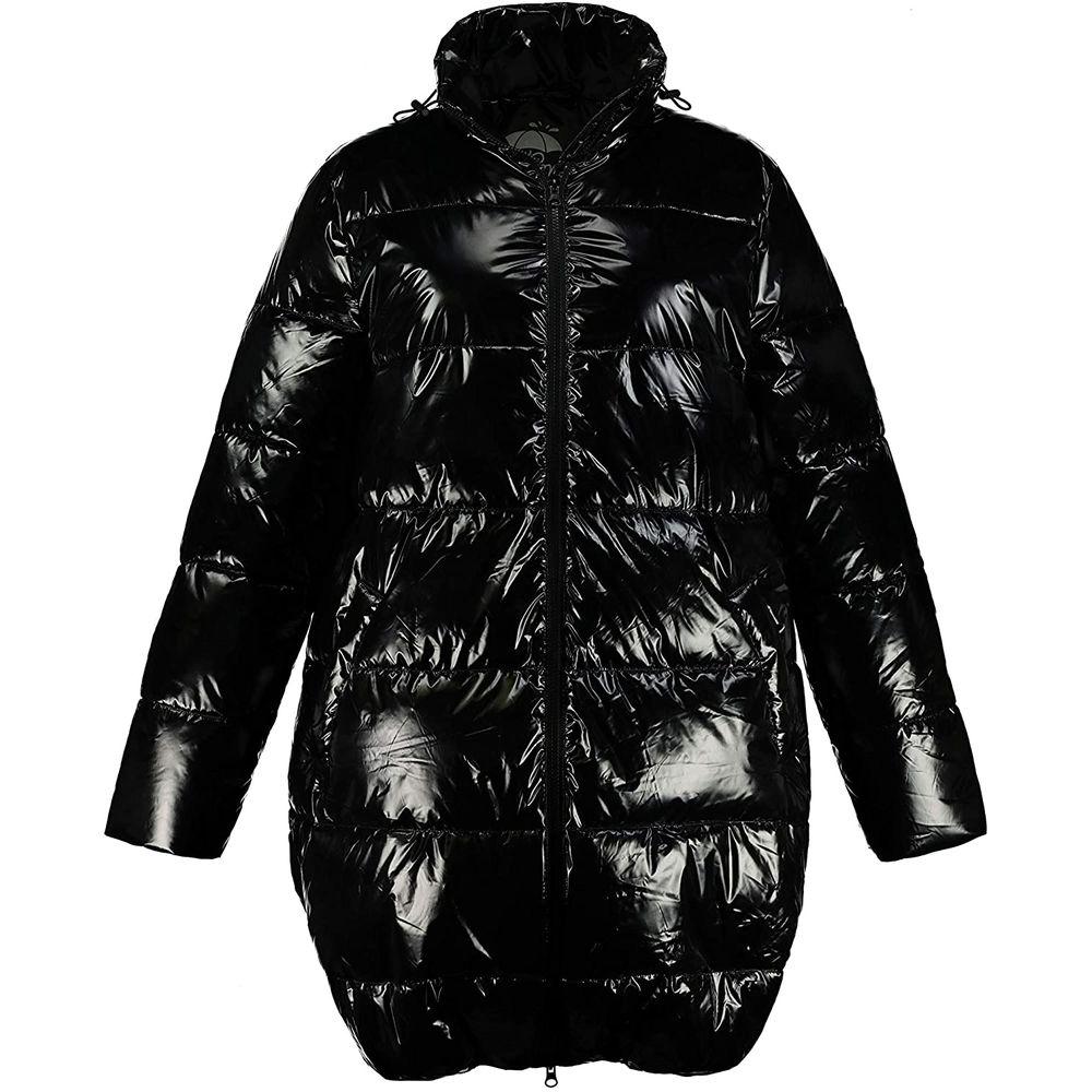 Jacket Ulla Popken Black Padded Size 54 (Refurbished A+)