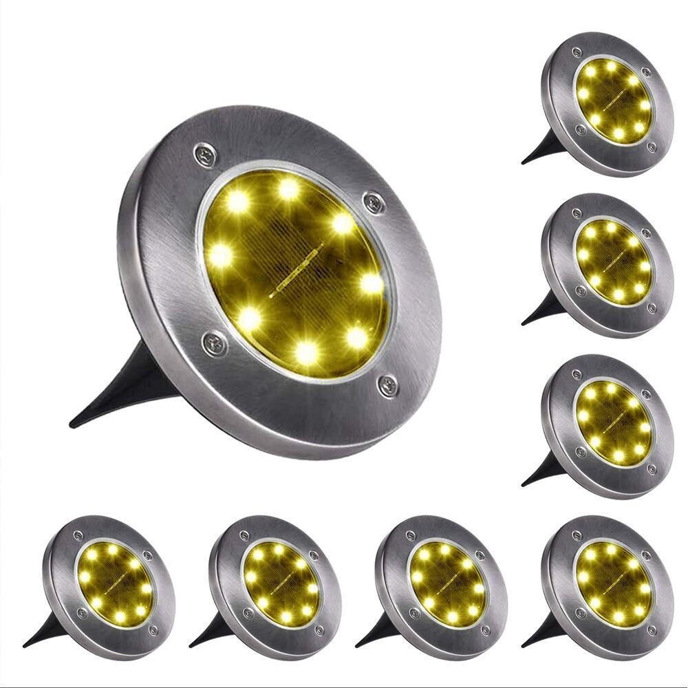 Solar light LED Floor (Refurbished D)