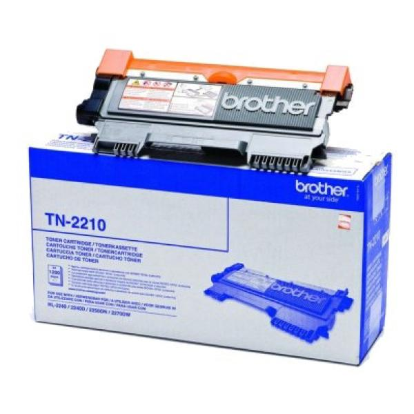 Original Toner Brother TN-2210 Black