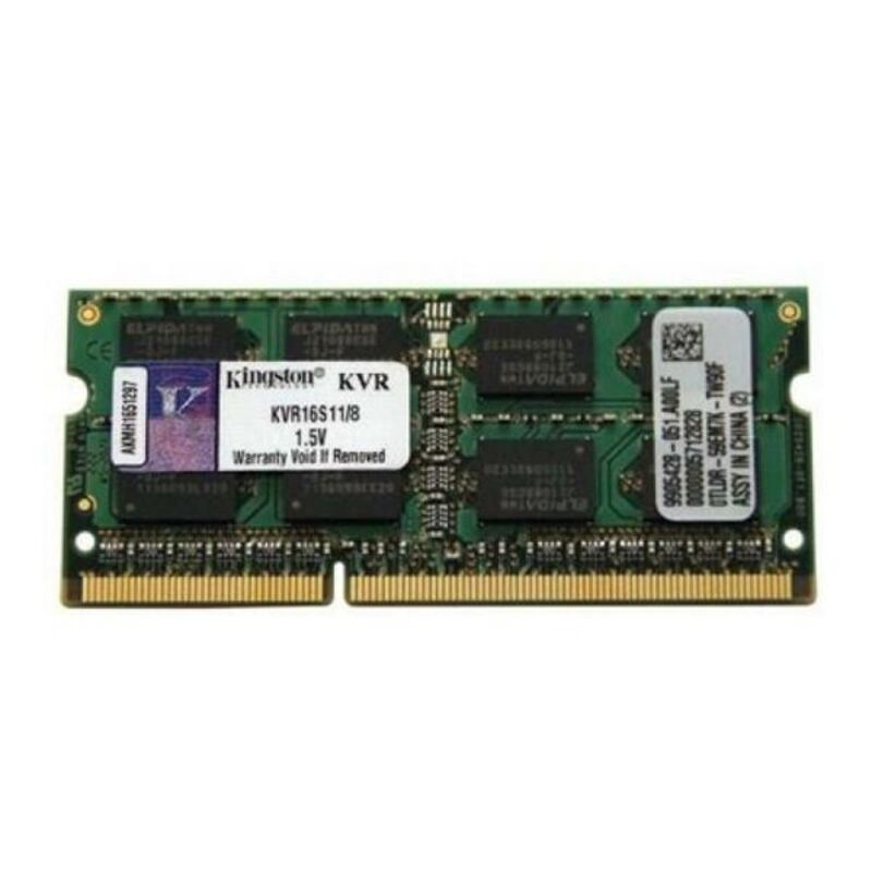 Spomin RAM Kingston IMEMD30095 KVR16S11/8 8 GB 1600 MHz DDR3-PC3-12800