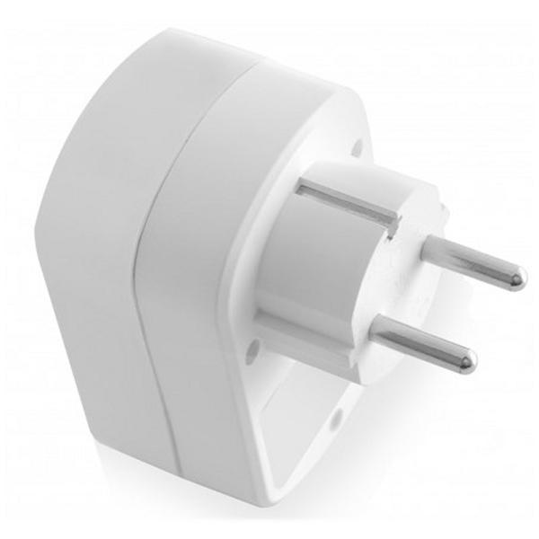 Wall Plug with 2 USB Ports Ewent EW1211 3,1 A Computers Electronics