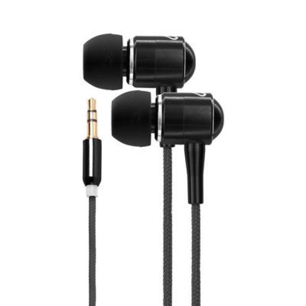 Headphones Energy Sistem 422845 Black