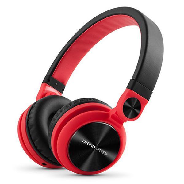 Headphones Energy Sistem DJ2 424597 Red