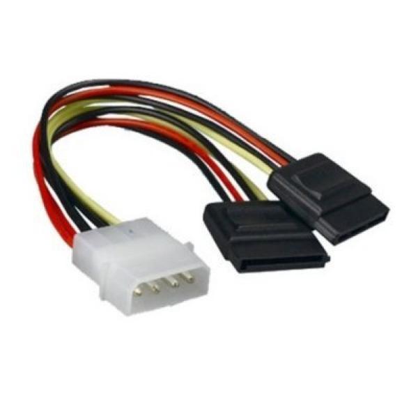 SATA Power Cable NANOCABLE 10.19.0102 30 cm