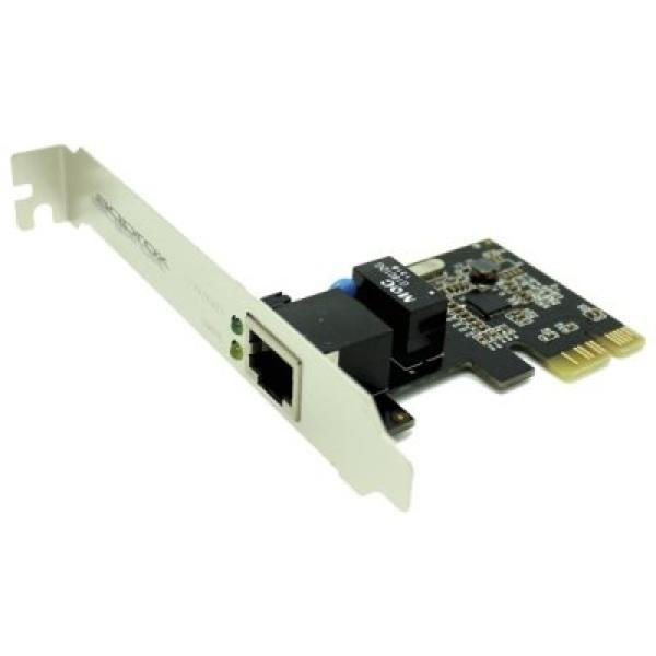 Network Card approx! APPPCIE1000 PCI E 10 / 100 / 1000 Mbps