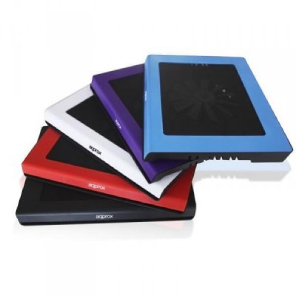 "Portable Cooler approx! APPNBC06LB 15.4"" Blue Computers Electronics"